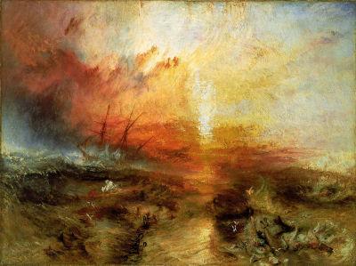 Turner, Slave ship