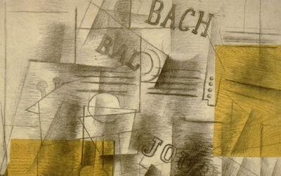 Braque 1912 Bal