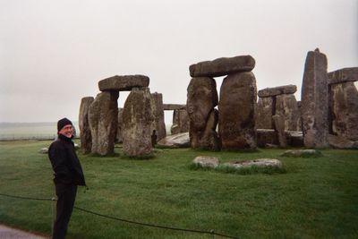 2009.05.UK Stonehenge 1