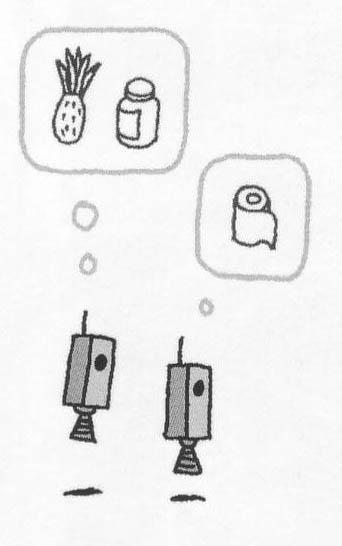 Gauld, Tom 7 Robots detail