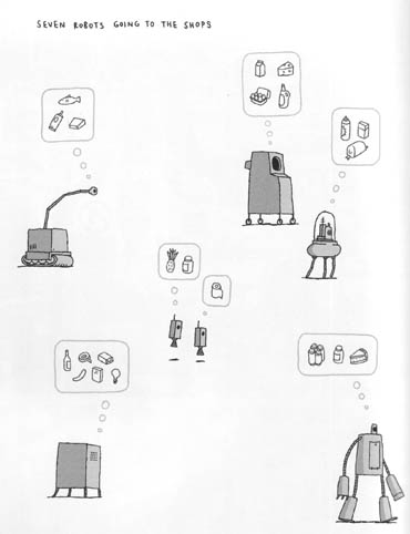 Gauld, Tom 7 Robots