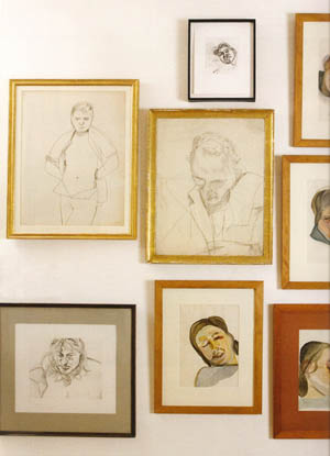 Freud drawings