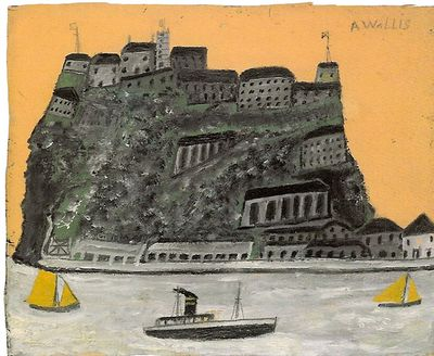 St Michael's Mt.Alfred Wallis