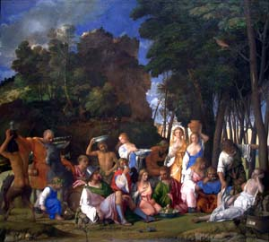 The_Feast_of_the_Gods-1514_1529-Giovanni_Bellini_and_Titian