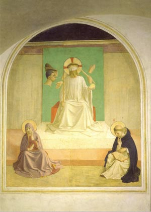 Fra Angelico, Mocking of Christ