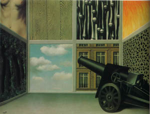 Magritte 1929 Threshold of liberty 19