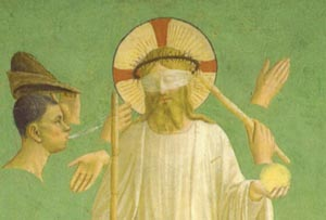 Fra Angelico, Mocking of Christ