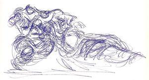 Giacometti Parthenon Fates