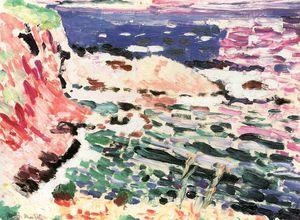 Matisse 1906 Collioure