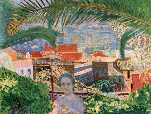 Bonnard 1926 Palm