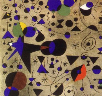 Miro 1940.12.31 Constellation Poetess