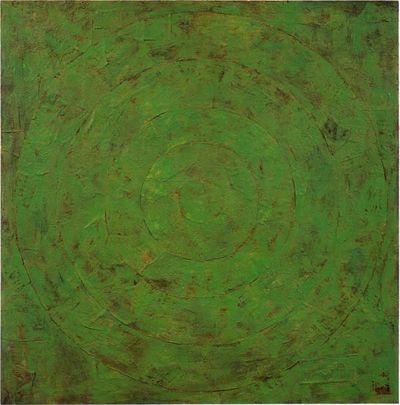 Johns 1955 Green Target