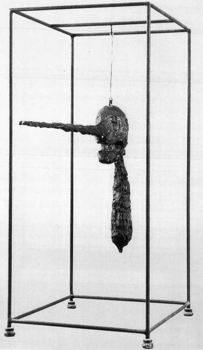 Giacometti 1947 Nose