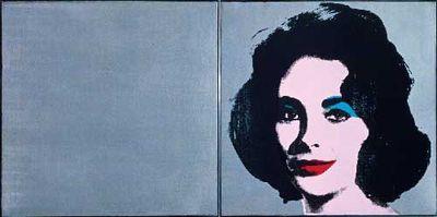 Warhol 1963-5 Silver Liz