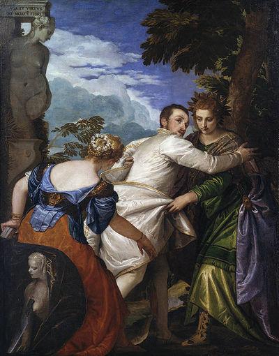 Veronese Virtue Vice