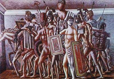 DeChirico1928 Victory