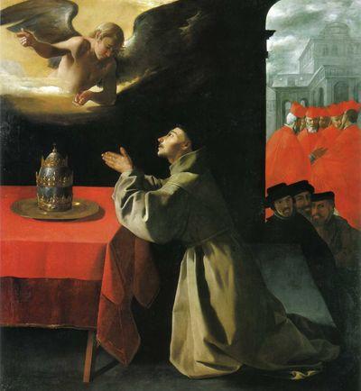 Zubaran 1629 Bonaventure
