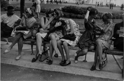 Winogrand 1964 Worlds Fair