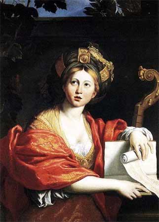 Domenichino 1617 Sibyl