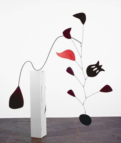 Calder1949Pomegranate