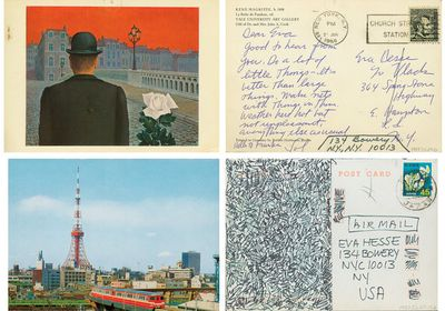 LeWittpostcards