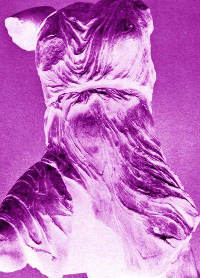 Athens Parthenon w. pediment Iris