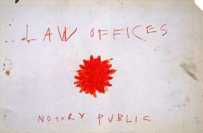 Basquiat1981Notary Public
