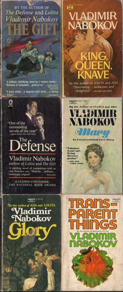 Nabokov paperbacks
