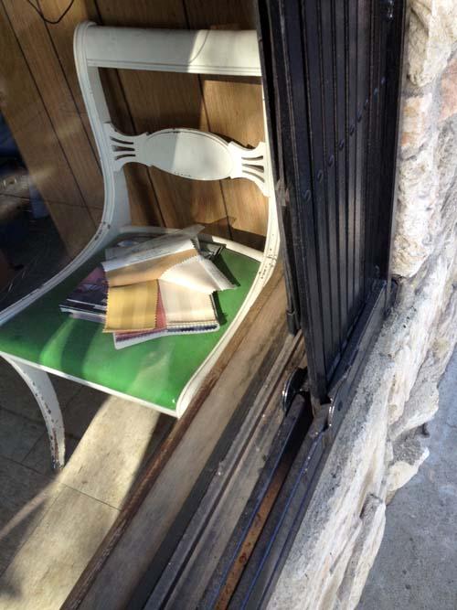 WindowChair