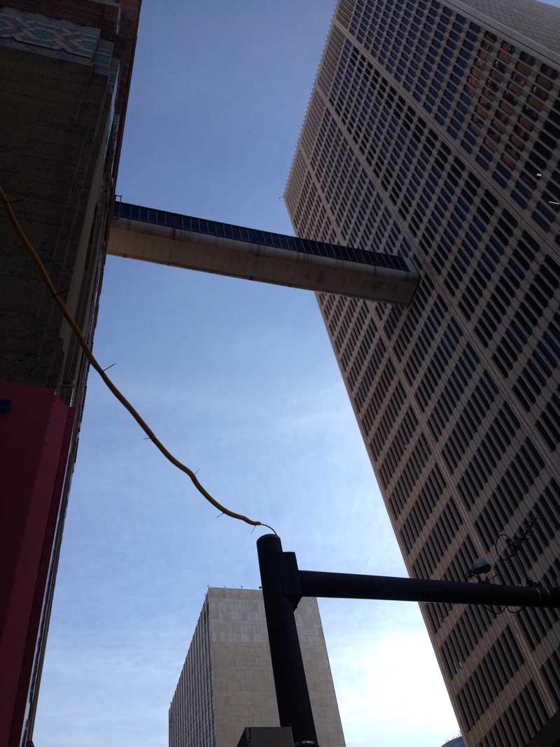 Detroit Skywalk