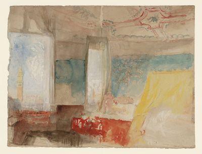 Turner1840BedroomPalGiustinian
