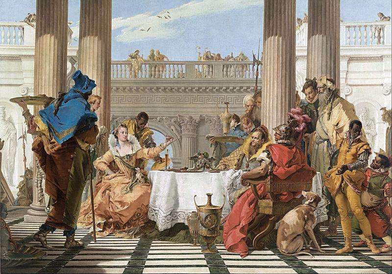 Tiepolo1744Cleopatra
