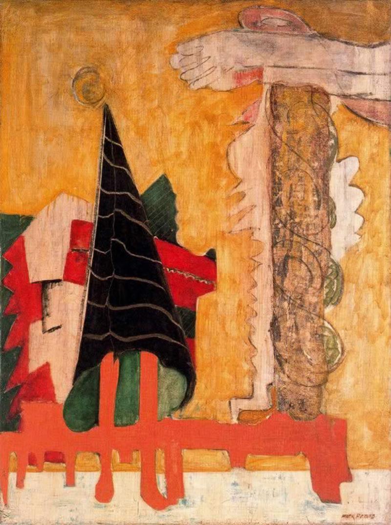 Rothko1942sacrifice-of-iphigenia