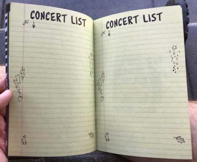 Concertnotebook