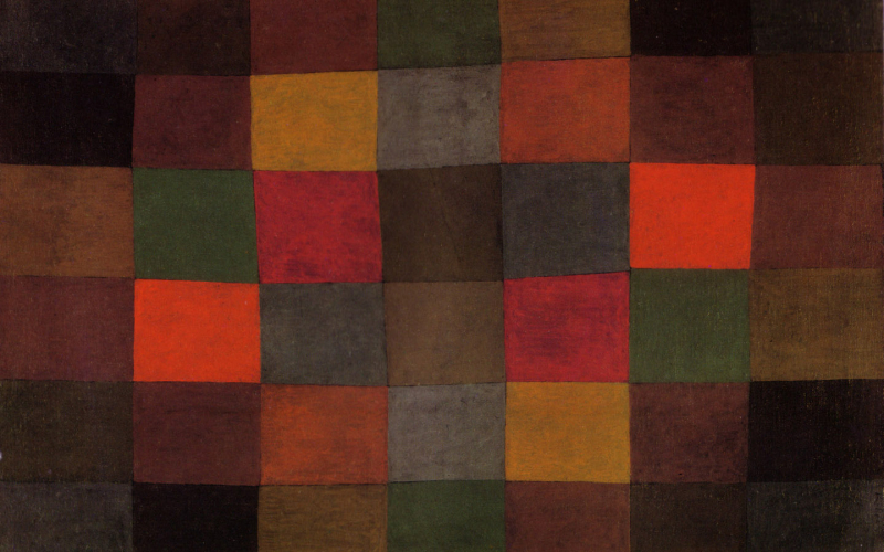 Klee 1936 New Harmony